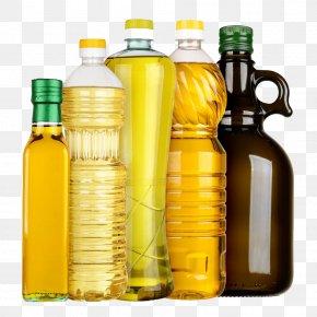 5 Bottles Of Cooking Oil - Vegetable Oil Cooking Oil Canola Olive Oil PNG