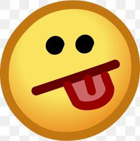 Tongue Face Emoticon - Smiley Emoticon Emote Clip Art PNG