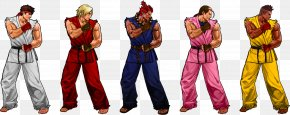 Street Fighter - Street Fighter V M.U.G.E.N Fatal Fury: Wild Ambition Ryu Fighting Game PNG