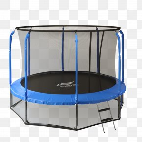 Trampoline - Trampoline Safety Net Enclosure Jumping Exercise Machine Physical Fitness PNG