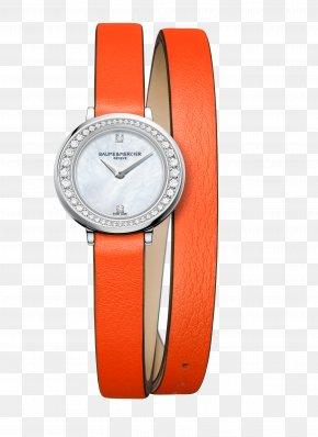 Jewellery - Baume Et Mercier Jewellery Automatic Watch Swiss Made PNG