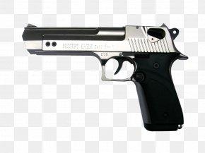 Weapon - Firearm Airsoft Guns IMI Desert Eagle Weapon Revolver PNG