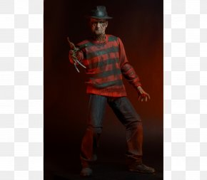 Freddy Krueger National Entertainment Collectibles Association A Nightmare On Elm Street Jason Voorhees Action & Toy Figures PNG