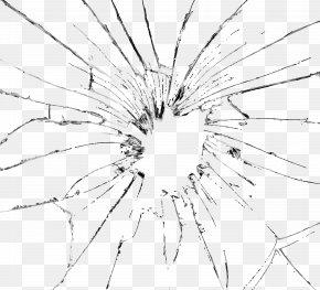 Broken Glass Effect Clip Art - Glass Clip Art PNG