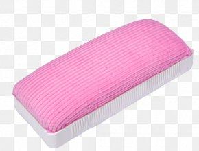 Pink Eraser - Pink Blackboard Eraser PNG