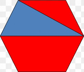 Blue Polygon - Triangle Internal Angle Regular Polygon PNG