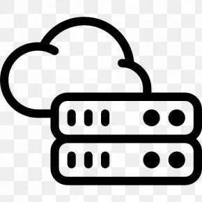 Cloud Computing - Computer Servers Virtual Private Server Cloud Computing Database Load Balancing PNG