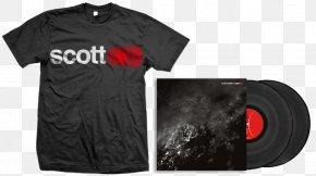 T Shirt Mockup - T-shirt Logo Sleeve Font PNG