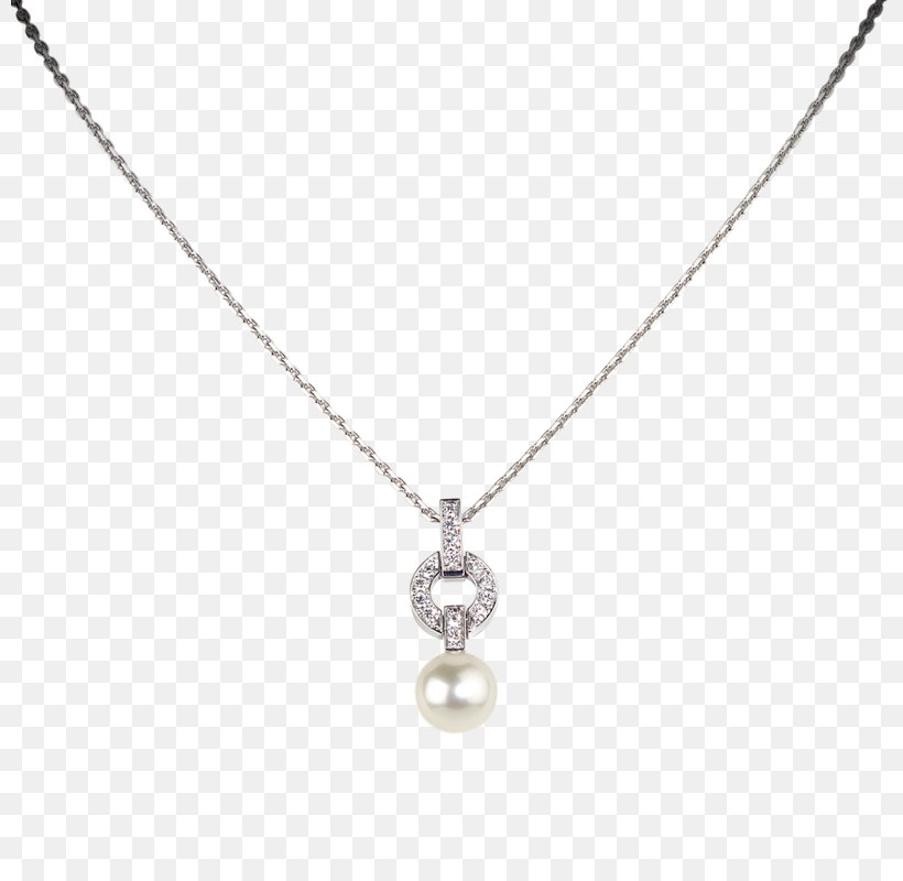Necklace Jewellery Charms & Pendants Cartier, PNG, 800x800px, Necklace, Body Jewelry, Cartier, Chain, Charms Pendants Download Free