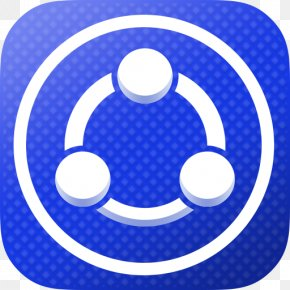 Phone Apps Shareit Icon - SHAREit Mobile App Android Application Package Download PNG