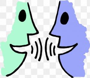 Spoken Language Cliparts - Communication Free Content Clip Art PNG