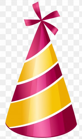 Party Hat Clipart Picture - Birthday Party Hat Clip Art PNG