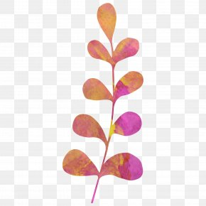 Drawing Plant Vector Pattern - Watercolor Painting Drawing PNG