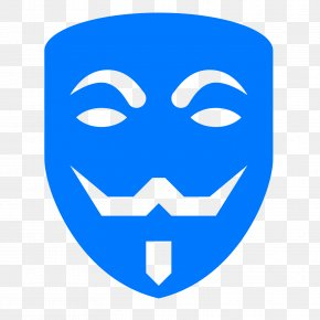 Anonymous Mask - Anonymity Video Clip Clip Art PNG