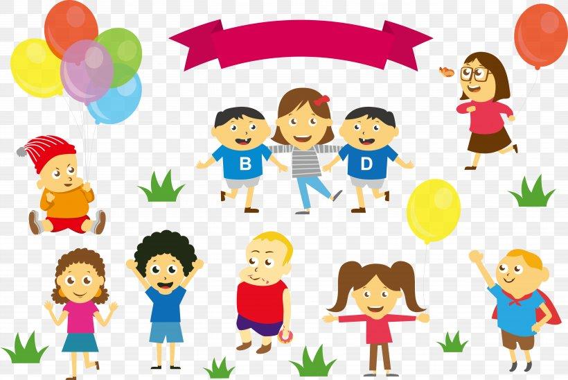 Kindergarten Game Vector, PNG, 5331x3563px, Child, Area, Art, Artwork, Cartoon Download Free