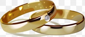 Wedding Ring - Wedding Invitation Wedding Ring Marriage Clip Art PNG