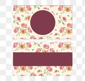 Floral Decoration Vector Design Business Card - Business Card Paper Logo Corporate Identity PNG