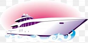 Ship Decoration Vector Material - Cruise Ship Passenger Ship PNG