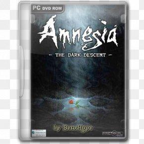 Dark Maiden Of Amnesia - Amnesia: The Dark Descent Amnesia: A Machine For Pigs Myst Survival Horror Video Game PNG