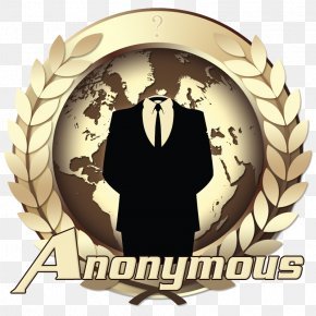 Anonymous - Anonymous Logo Anonymity PNG