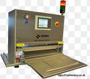 Seal - Machine Heat Sealer RDM Test Equipment Co Ltd Packaging And Labeling Industry PNG