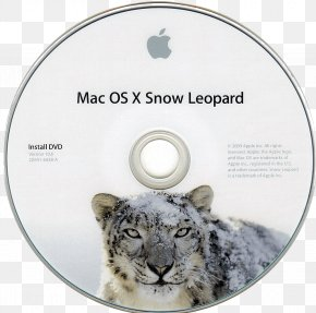 Apple - Mac OS X Snow Leopard Mac OS X Leopard MacOS Apple PNG