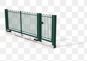 Ferro - Fence Gate Wrought Iron Merano Handrail PNG
