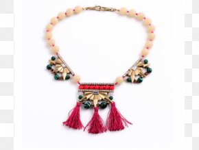 Necklace - Necklace Bead Jewellery Clothing Accessories Jewelry Designer PNG