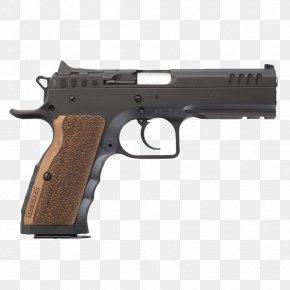 Weapon - Trigger CZ 75 Firearm Pistol .45 ACP PNG