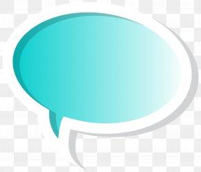 Speech Bubble Blue Clip Art Image - Logo Green Circle Brand PNG
