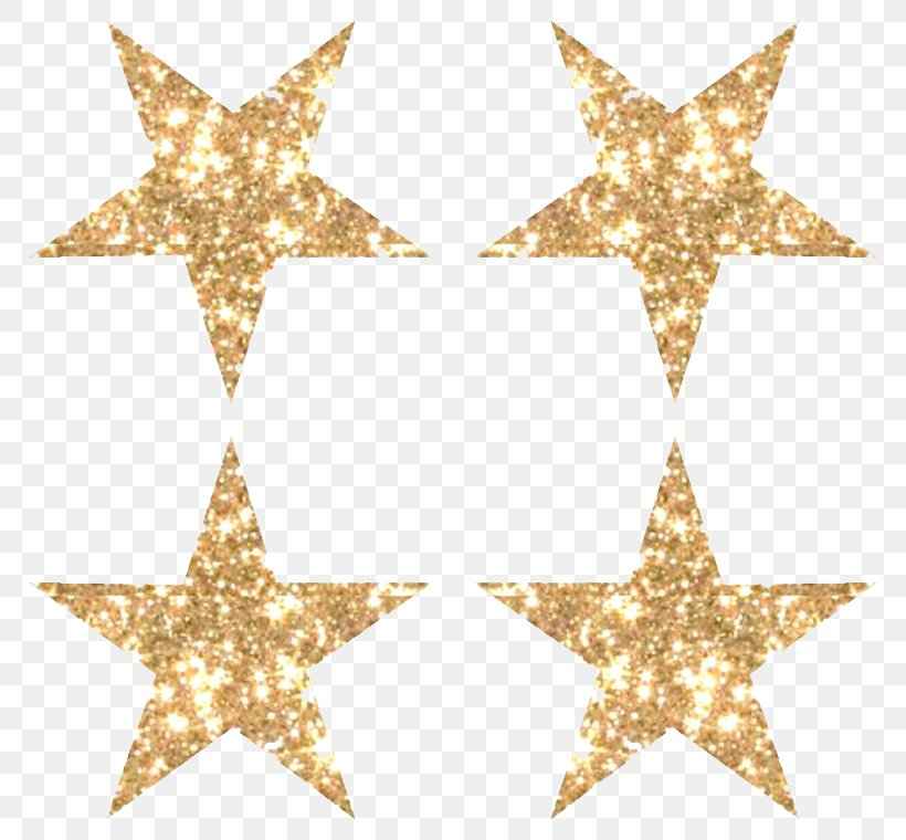 Star Glitter Gold Clip Art, PNG, 800x760px, Star, Citrine, Earring, Glitter, Gold Download Free