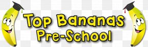 Pre School - Top Bananas Pre-School Nursery School Education Bournemouth Life Centre PNG