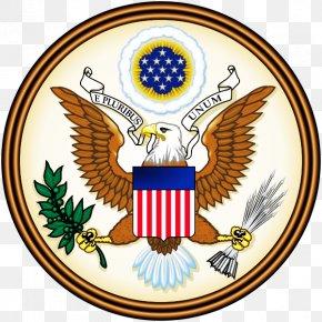 United States - Great Seal Of The United States Annuit Cœptis E Pluribus Unum PNG