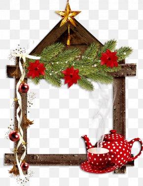 Christmas - Christmas Ornament Christmas Card New Year Clip Art PNG