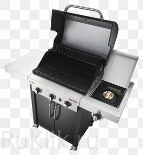Barbecue - Barbecue Grill Char-Broil Gas Grilling Heat PNG