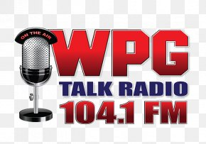 Weather Forecasting Flyers - Atlantic City WPGG Talk Radio AM Broadcasting Internet Radio PNG