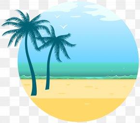 Summer Sea Decoration Clipart Image - Summer Vacation Holiday Euclidean Vector PNG