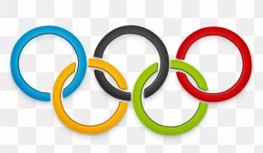 The Olympic Rings - 2018 Olympic Winter Games 2014 Winter Olympics 2016 Summer Olympics 2012 Summer Olympics Sochi PNG