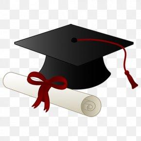 Student Cap - Graduation Ceremony Academic Degree Education Clip Art PNG