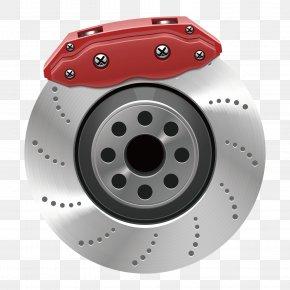 Auto Configuration Brake Discs - Car Clip Art PNG