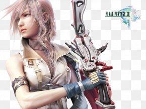 Lightning - Final Fantasy XIII Final Fantasy IV Final Fantasy VIII Lightning Final Fantasy Type-0 HD PNG