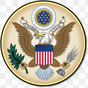 United States - Great Seal Of The United States E Pluribus Unum PNG