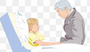The Patient's Family - Patient Hospital Albom PNG