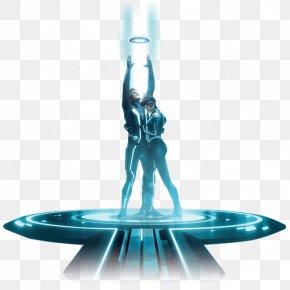 Tron Transparent Background - Film Producer Daft Punk Concept Art PNG