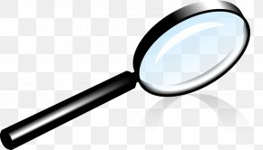 Magnifying Glass - Magnifying Glass Clip Art Lens Image PNG