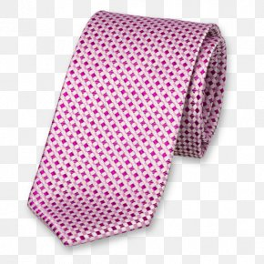 Rose - Necktie Pink Rose Fuchsia Blue PNG