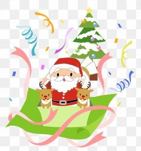 Santa Claus - Christmas Ornament Santa Claus Christmas Tree Clip Art PNG