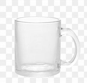Mug - Mug Glass Sublimation Ceramic Heat Press PNG