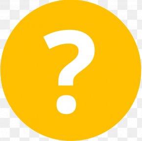 Question Mark - Yellow Brick Road Ballarat Finance Mortgage Loan Financial Adviser Mortgage Broker PNG