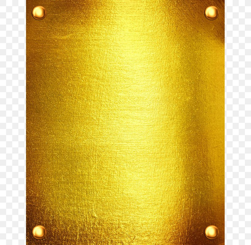 Gold Texture Mapping Png 649x798px Light Color Gold